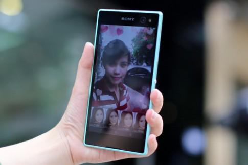 Sony Xperia C3 2 SIM chinh hang co gia 6,99 trieu dong