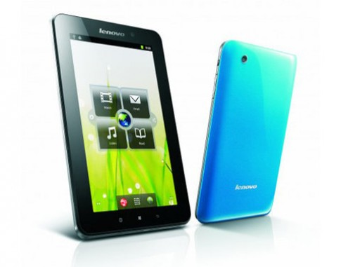 Tablet Android 7 inch gia 200 USD cua Lenovo