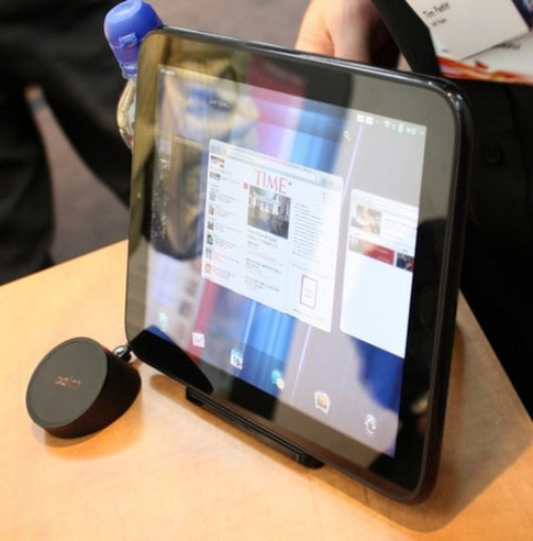 Thế 'kiềng 3 chân' trong thị trường tablet