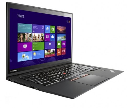 ThinkPad X1 Carbon ban cam ung gia hon 49 trieu dong