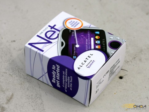 Thuc te di dong Yahoo cua Alcatel
