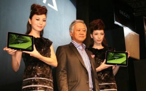 Toshiba giới thiệu tablet AT700 mỏng 7,7mm