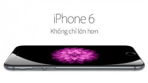 Vinaphone ban iPhone 6 tu 16,1 trieu dong