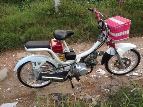 """""""Xe đạp máy - điện"""", thổi trào lưu mới"""