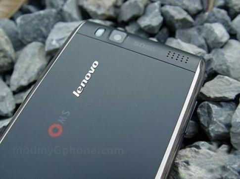 Xem Google phone của Lenovo