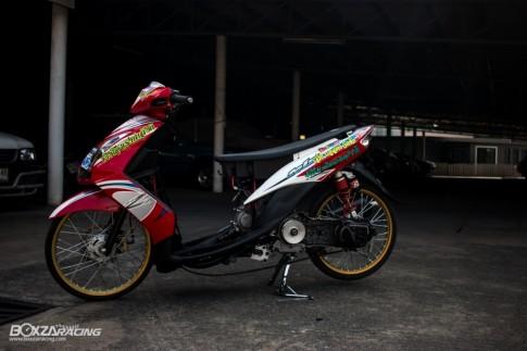 Yamaha mio phien ban do tu ki su nuoc ban
