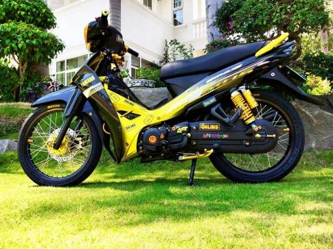 Yamaha sirius ban do kieng dep lung linh