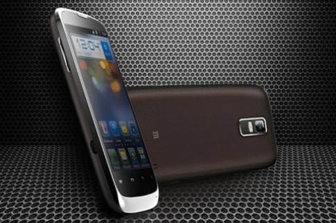 ZTE gioi thieu 3 smartphone truoc MWC 2012