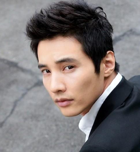 10 Kiểu tóc nam đẹp nhất 2016 phong cách Hàn Quốc lãng tử