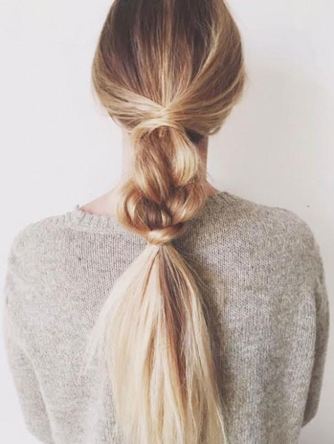 10 kiểu tóc tết đẹp chuyên trị đầu vừa gội xong đã bẩn hè này