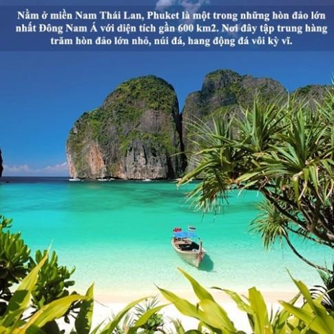 """10 noi khong the bo qua o """"vinh Ha Long cua Thai"""""""