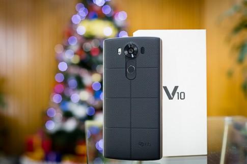 10 smartphone cao cap vua giam gia manh