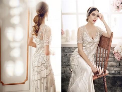 16 chiếc váy cưới khiến bạn muốn kết hôn ngay lập tức