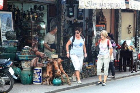 4 con phố độc đáo ở Sài Gòn.