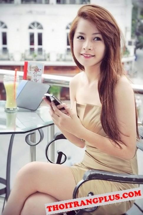 4 Kieu toc dep loi cuon tre trung cua Hot Girl Chi Pu nam 2016