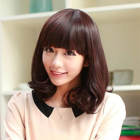 4 kiểu tóc mái đẹp Hàn Quốc 2016 cực xinh cuốn hút các nàng năm nay