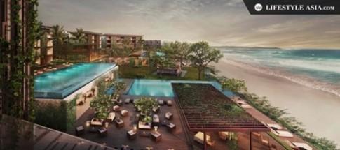 5 khu resort sang trong bac nhat Chau A khai truong nam 2015