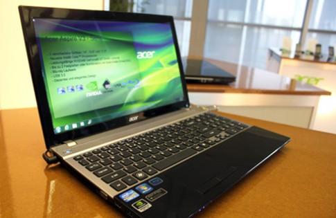 Acer ra laptop V3 va V5 nhieu kich thuoc