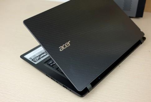 Acer V3-371 - laptop trang bi o SSD gia tu 10,9 trieu dong