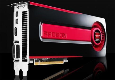 AMD gioi thieu card do hoa 'hang khung'