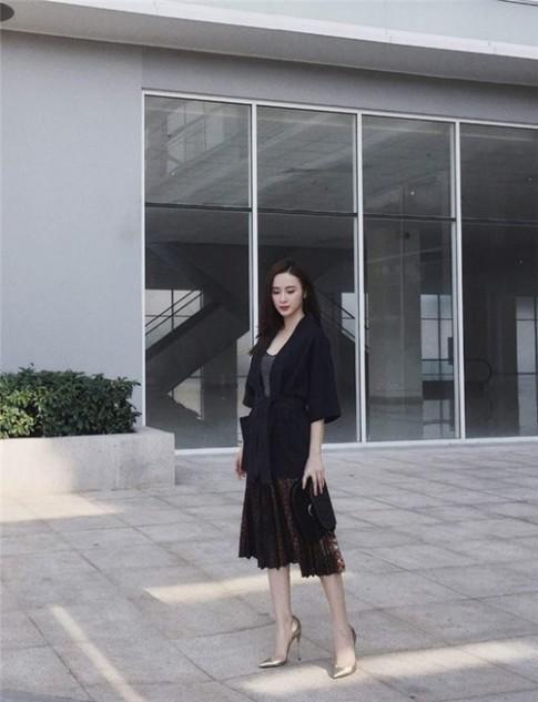 Angela Phuong Trinh, Pham Huong dep me hon voi mot xep li