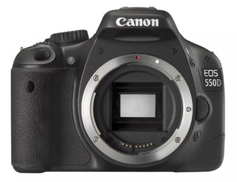 Ảnh chính thức Canon EOS 550D