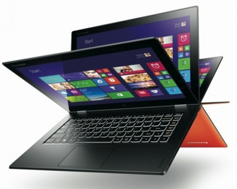 Anh chinh thuc Lenovo Yoga 13 Pro