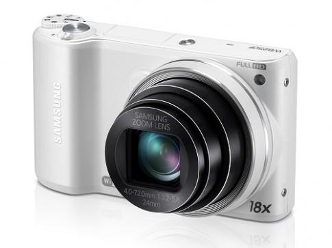 Anh loat camera compact 2013 moi cua Samsung