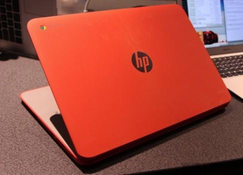 Anh thuc te HP Chromebook 14