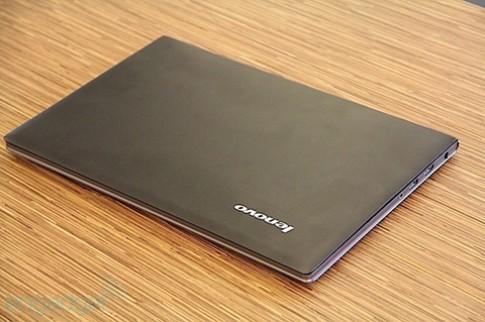 Anh thuc te U300s, Ultrabook cua Lenovo