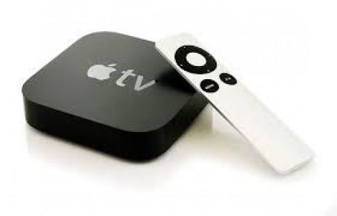 "Apple lai ""ham nong"" tin don ve TV Tao khuyet"