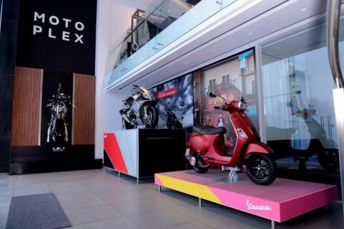 Aprilia va Moto Guzzi se chinh thuc ra mat thi truong Viet Nam vao thang 4