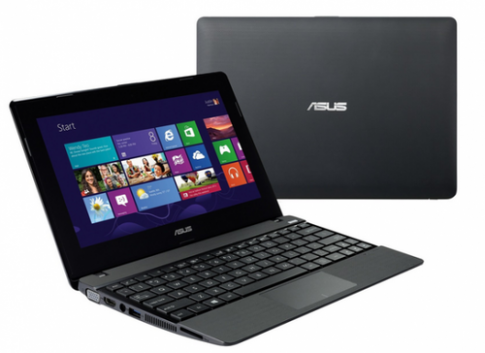 Asus co the ra laptop cam ung gia re 10 inch voi pin 5 tieng