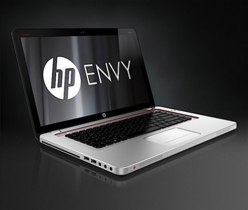 Ba mau HP Envy moi giong MacBook Pro