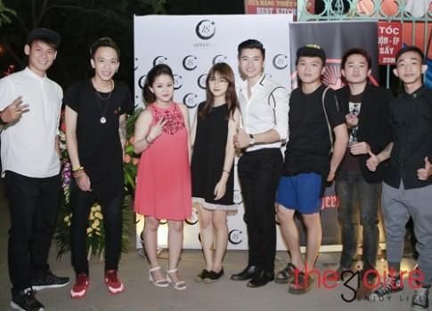 Bieu cam kho do cua Phung Hoa Hoai Linh, Trong Hung, Phan Nguyen
