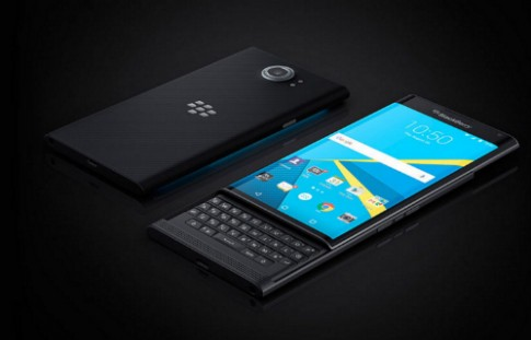 BlackBerry se ra them smartphone Android gia 300 USD
