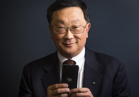 BlackBerry se san xuat dien thoai vo trung cho benh vien