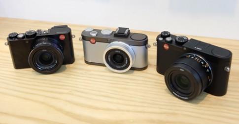 Bo ba may anh Leica D-Lux, X va X-E moi co mat tai Viet Nam