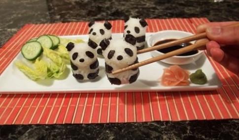 Bo suu tap cac tac pham sushi de thuong va ngo nghinh (P.1)