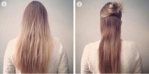 Cách tết tóc nữ hình hoa mai đẹp 2016 đơn giản dễ làm tại nhà