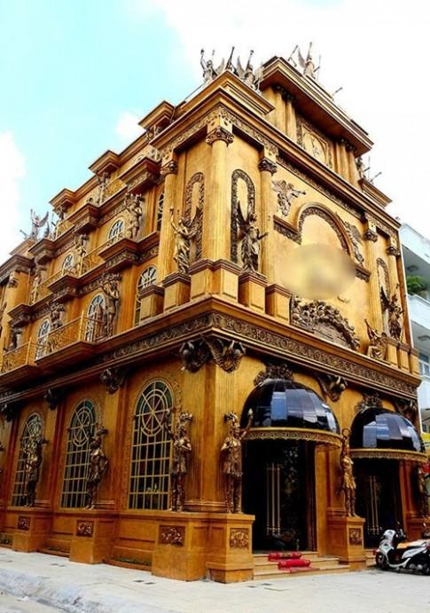 """Cận cảnh """"lâu đài"""" mang phong cách Châu Âu độc nhất Sài Gòn"""