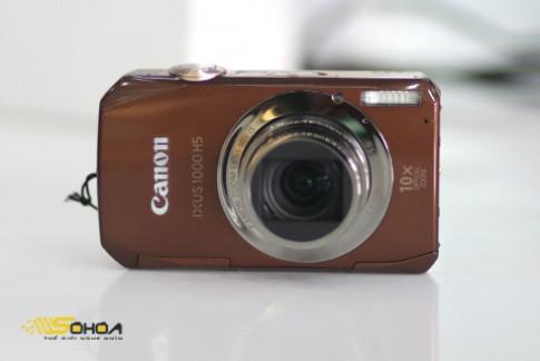 Canon 1000 HS gia gan 8 trieu dong