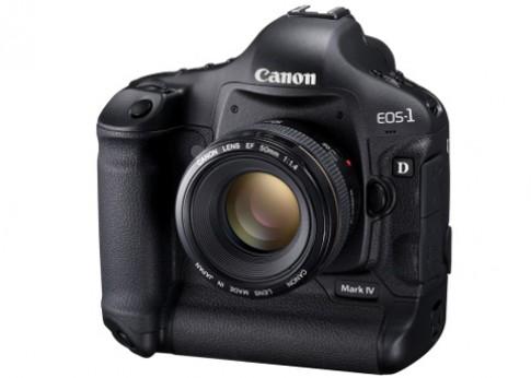 Canon nâng cấp firmware cho 1D Mark IV