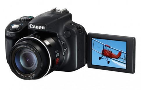 Canon thu hoi mot so may PowerShot SX50 HS