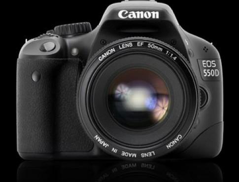 Canon trình làng EOS 550D