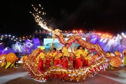 Carnaval Ha Long 2015 chinh thuc khai mac vao toi nay 8/5