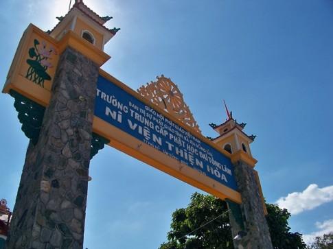 Chua Banh Xeo - diem du lich tam linh o Vung Tau