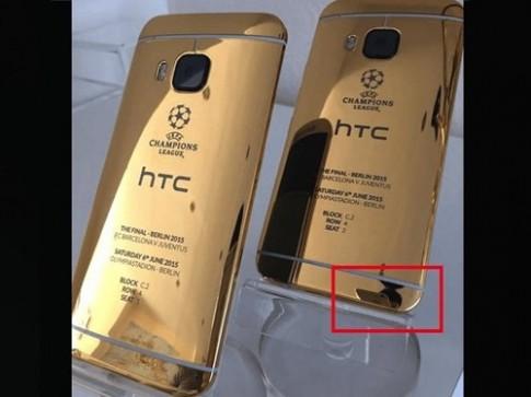 Chuyen that nhu dua: HTC vo tinh quang cao cho Apple