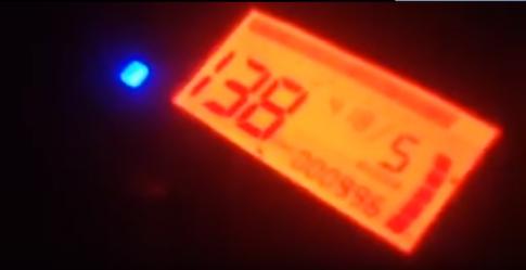 [Clip] Test max speed của suzuki satria F150 FI 2016
