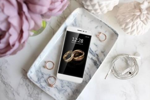 Coolpad Fancy - Smartphone gia re, hieu nang vuot troi
